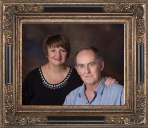 Carolyn and Kevin Whitaker